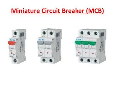 MCB-Miniature Circuit Breaker