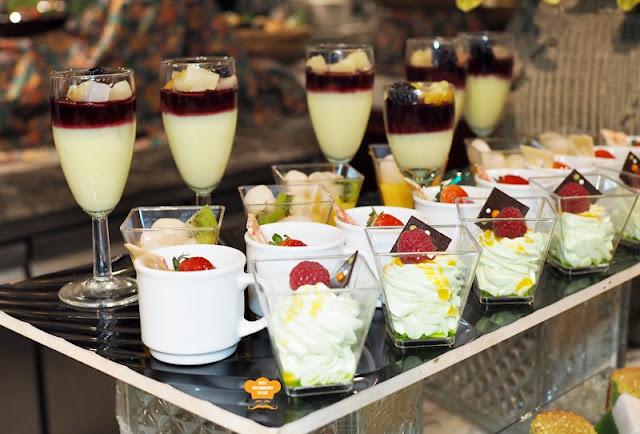 Western Desert Selection Juadah Kampung Buffet Dinner Kontiki Restaurant The Federal Hotels Kuala Lumpur