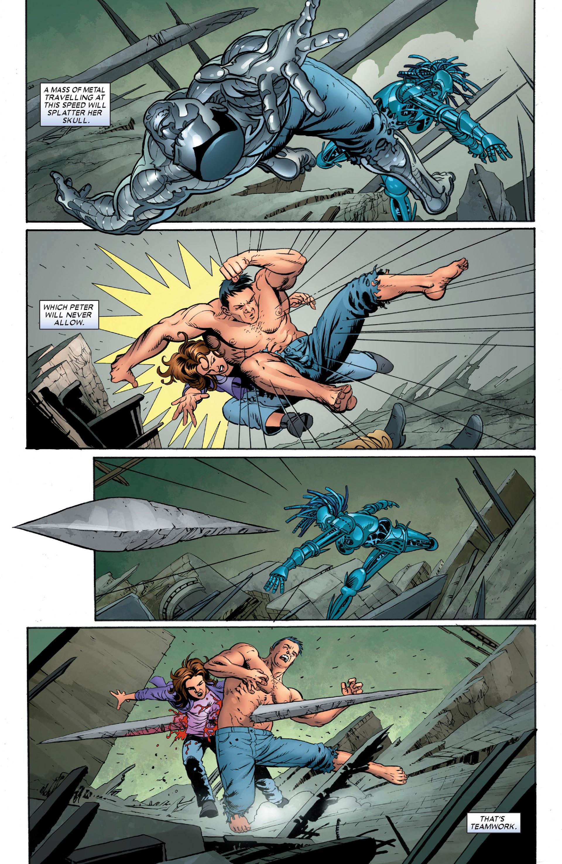 Read online Astonishing X-Men (2004) comic -  Issue #10 - 21