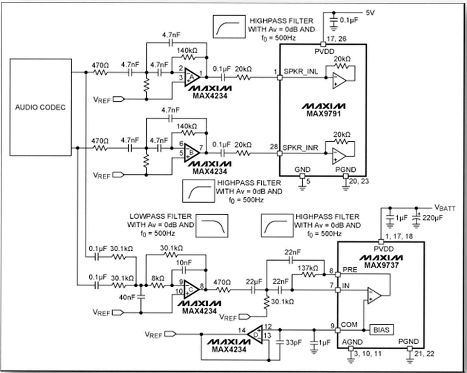 Regulator Circuit Diagram