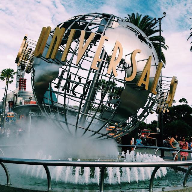 Universal Studio à Los Angeles