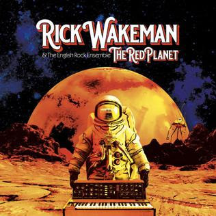 Rick Wakeman And The English Rock Ensemble-The Red Planet Review