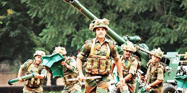 भारतीय थल सेना में रिलेशन के आधार पर सैनिकों की भर्ती