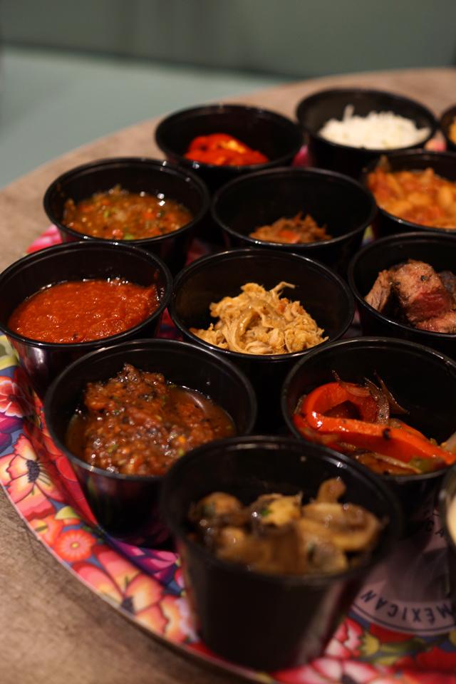 Barburrito Intu MetroCentre Mexican Food Hello Freckles Ingredients Burrito Bar