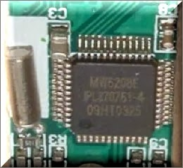 Ameco format tool for MW6208E and MW8208 USB stick