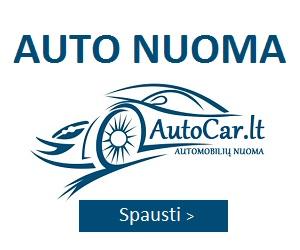 Autocar.lt mašinų nuoma oro uostuose