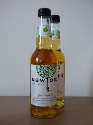 Newton Appl Fizzics Natural Sparking Juice Drink