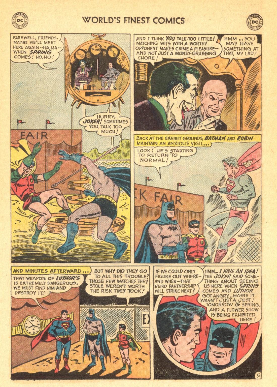 Read online World's Finest Comics comic -  Issue #129 - 7