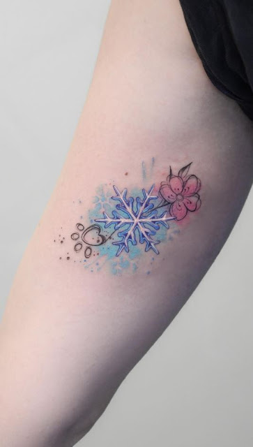 tatuagens para as meninas delicadas