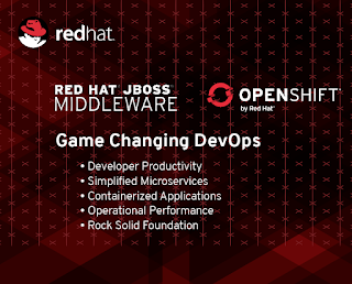 Red Hat At Devoxx - Game Changing DevOps