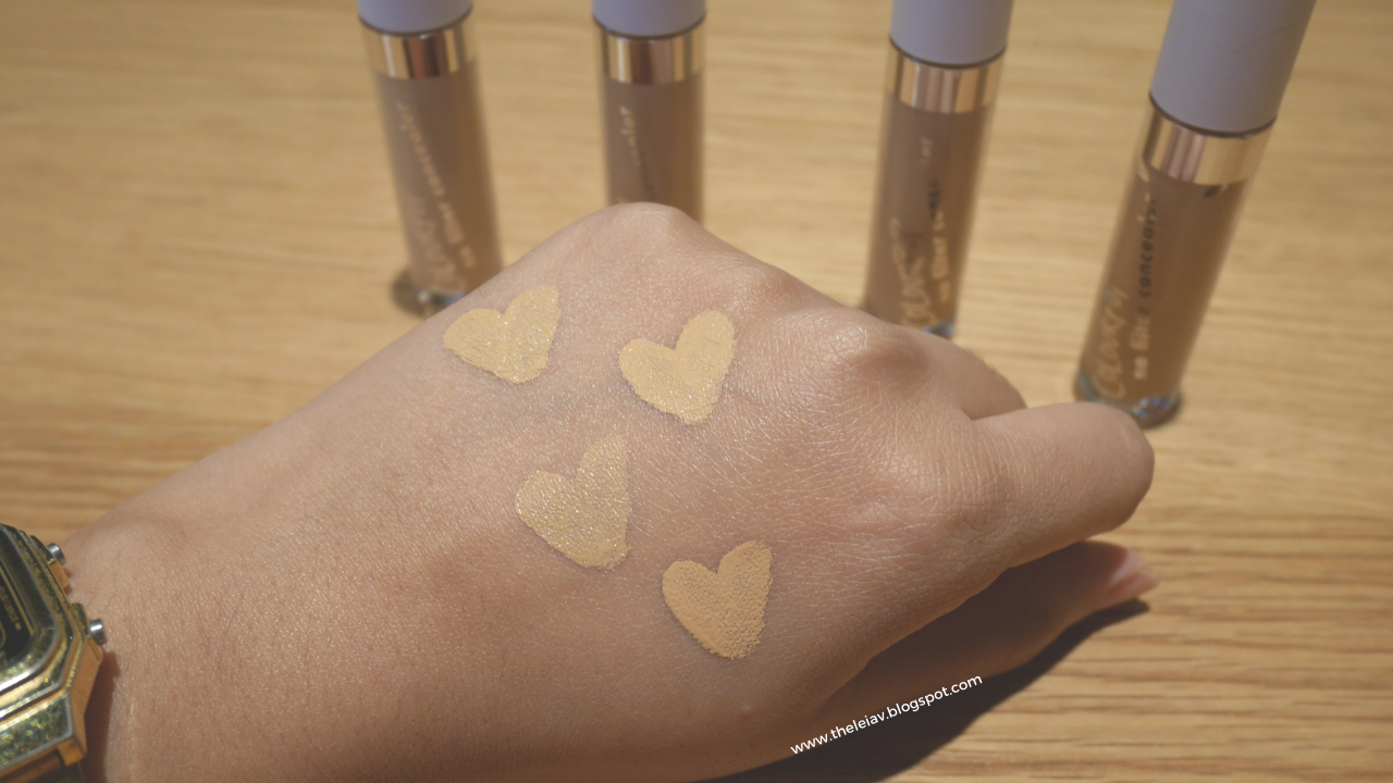 No Filter Matte Full-Coverage Concealer by Colourpop #6