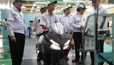 Negara Tujuan Ekspor Honda CBR250RR