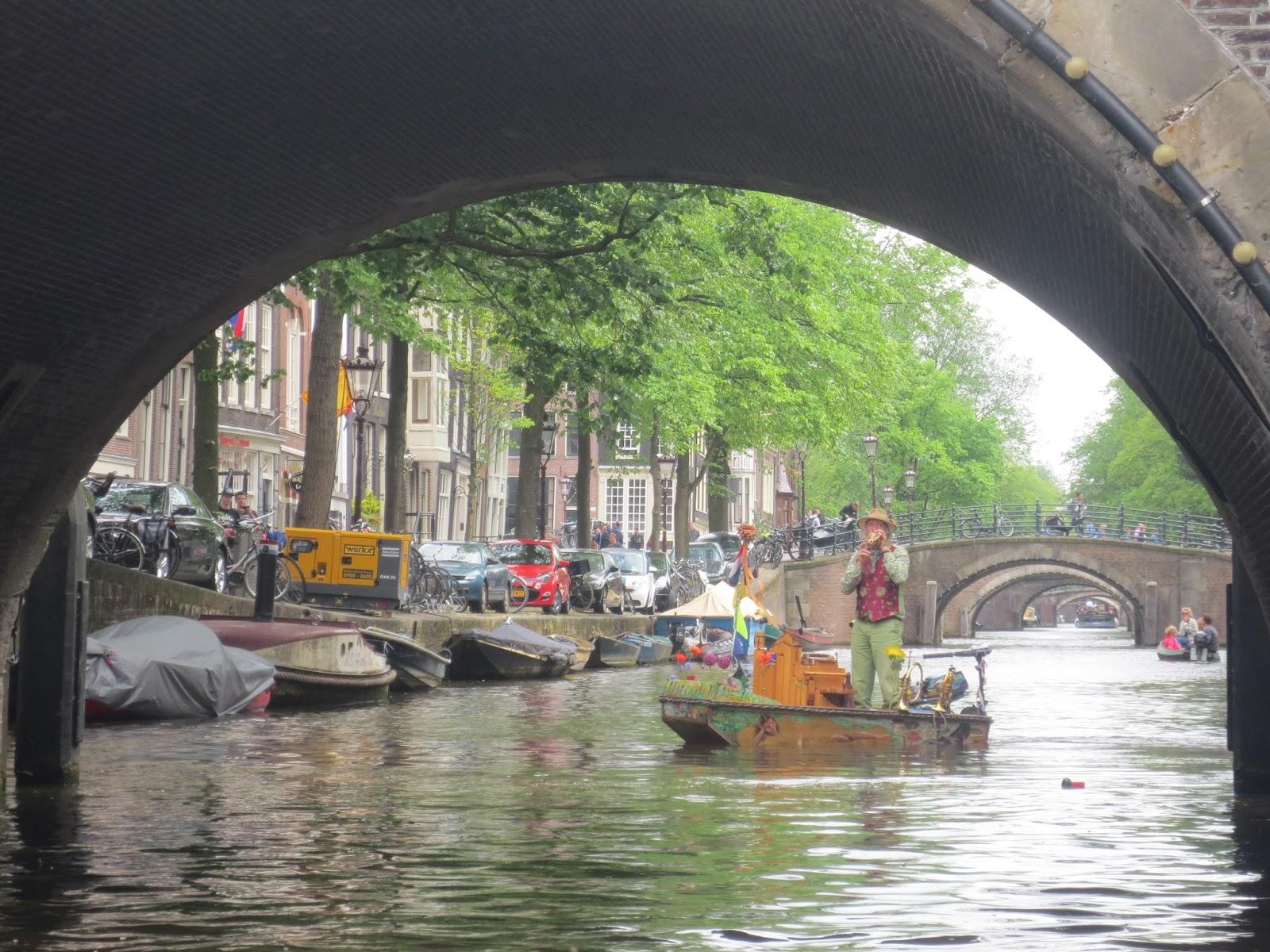 siete puentes amsterdam