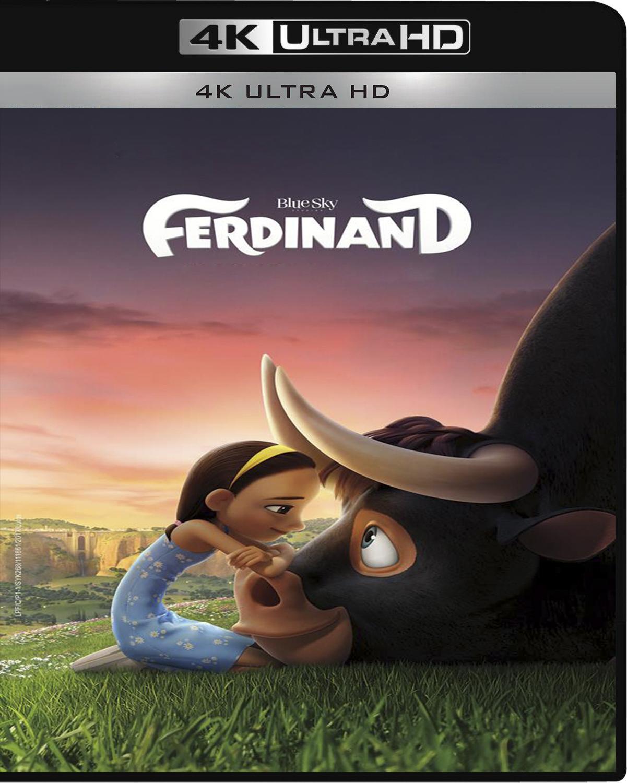 Ferdinand [2017] [UHD] [2160p] [Latino – Castellano]