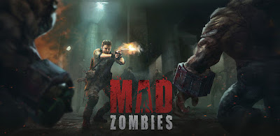 MAD ZOMBIES : Free Sniper Games MOD APK for Android