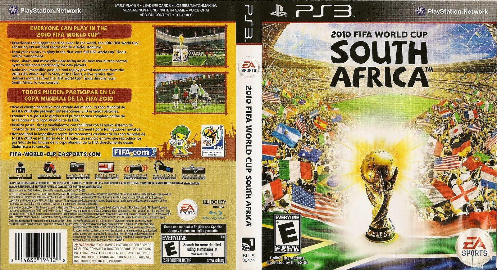 2010 fifa world cup south africa ps3 tips