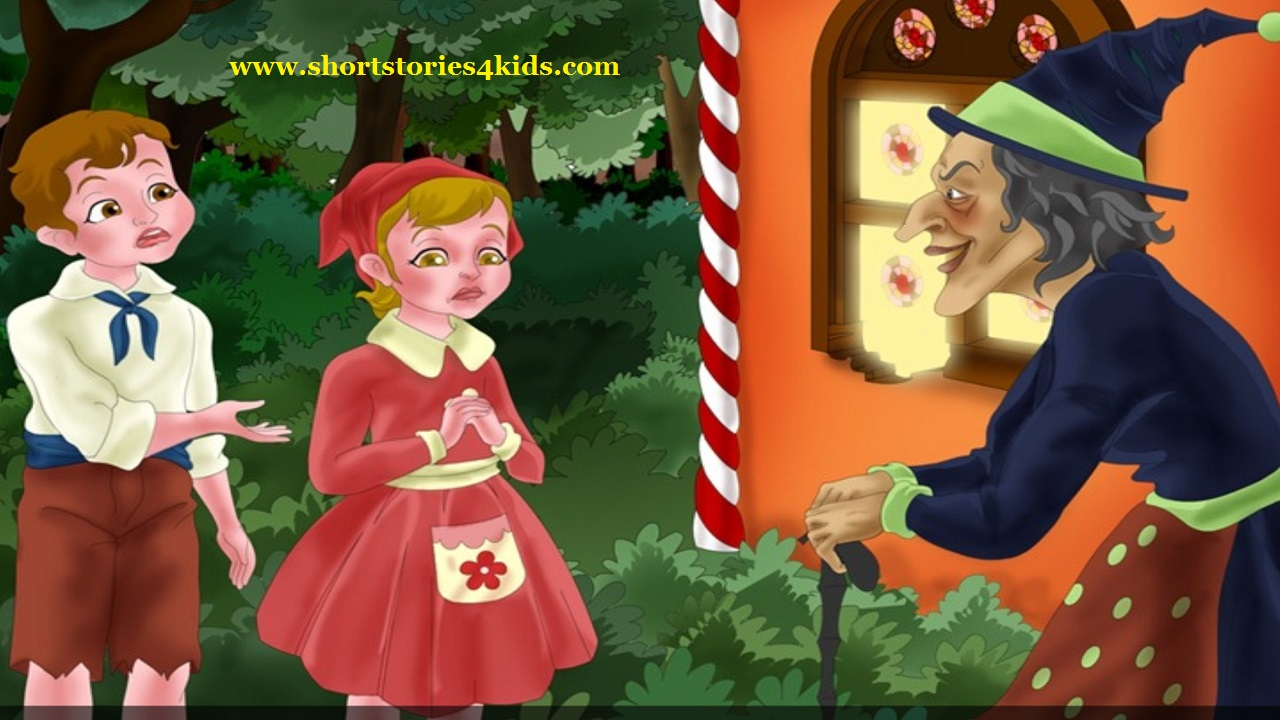 Hansel and Gretel English Short Stories for Kids ~ Short Stories 4 ...