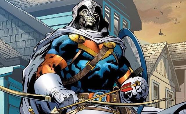 Asal-Usul dan Kekuatan Taskmaster, Musuh Avengers yang Jago Meniru