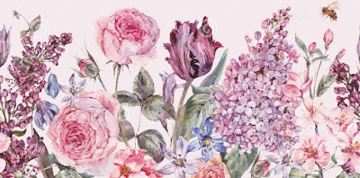 borders flowers