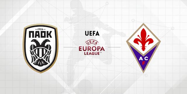 Europa League PAOK Fiorentina le probabili formazioni