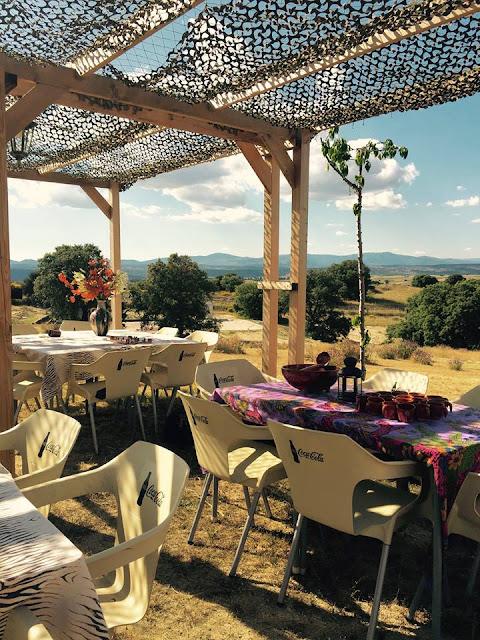 Mesas disponible en La Cabañita