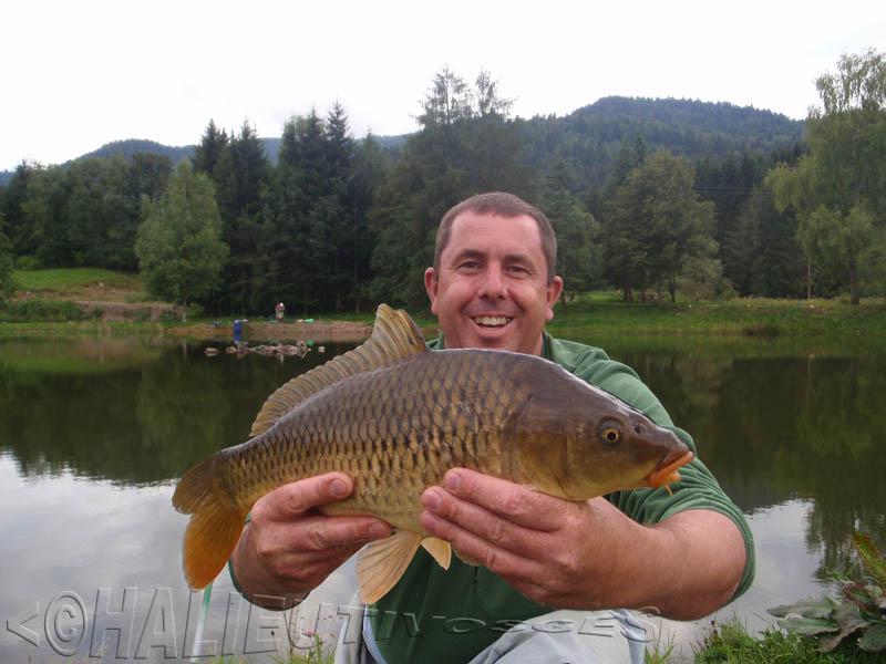 article de pêche pour la carpe
