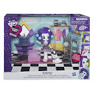 MLP Equestria Girls Minis Sleepover Slumber Party Beauty Set Rarity Figure