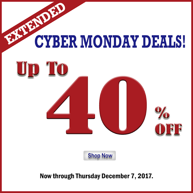 Shop Cyber Monday Deals!