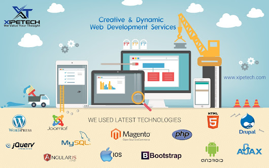 What is Responsive Web Design? Benefits Of Responsive Website Design Services by Xipe Tech, Lucknow | Xipe Tech | Software Development, Web Design Company, SEO Services Lucknow India