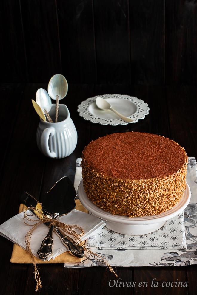 Tarta de Moka - Tía Alia