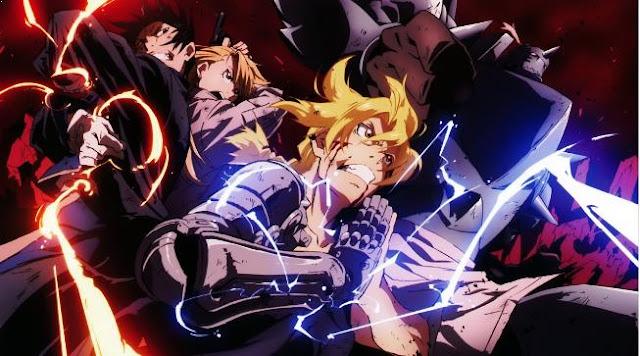 Fullmetal Alchemist : Brotherhood - Top Anime Like Shingeki no Kyojin (Attack on Titan)