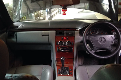 Interior Mercedes-Benz W210 Prefacelift
