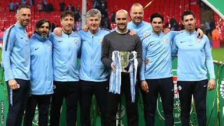 Manchester City Boss: Pep Guardiola says club's achievements being undermined