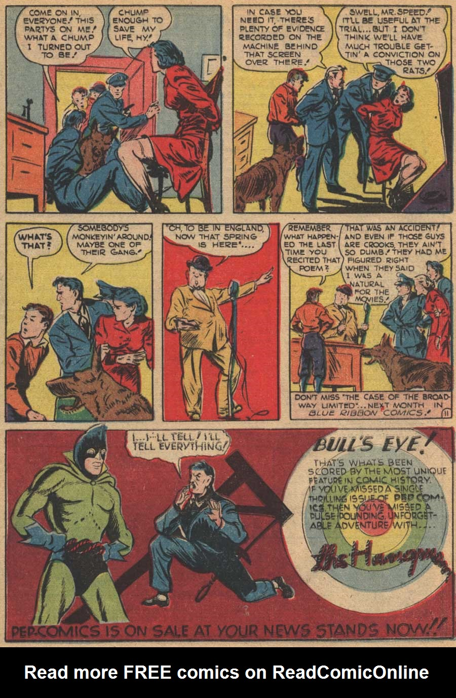 Blue Ribbon Comics (1939) issue 16 - Page 23
