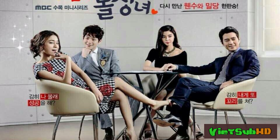 Phim Cô Nàng Lắm Chiêu Hoàn tất (16/16) Lồng tiếng HD | Cunning Single Lady 2014