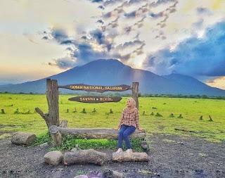 Taman Nasional Baluran, Situbondo Jawa Timur
