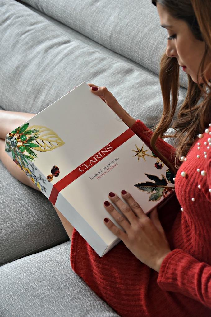 Conto alla rovescia per un Natale in bellezza firmato Clarins