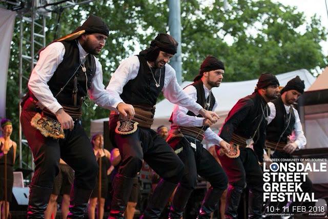 Ο πολιτισμός των Ακριτών του Πόντου και των Μαόρι στη σκηνή του Ελληνικού Φεστιβάλ στη Μελβούρνη