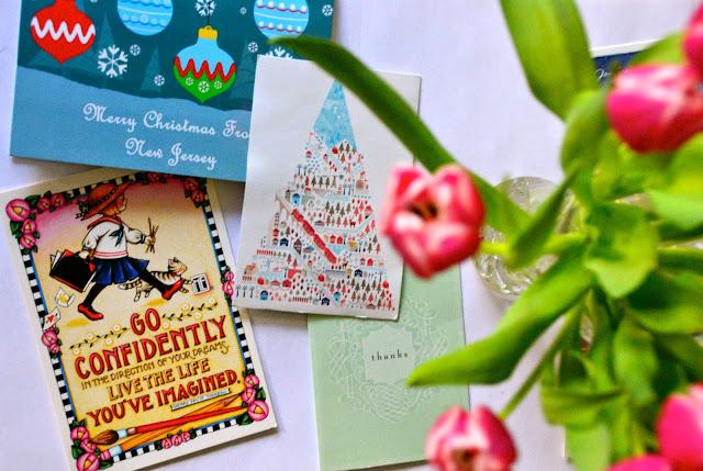 postales navideñas para intercambiar