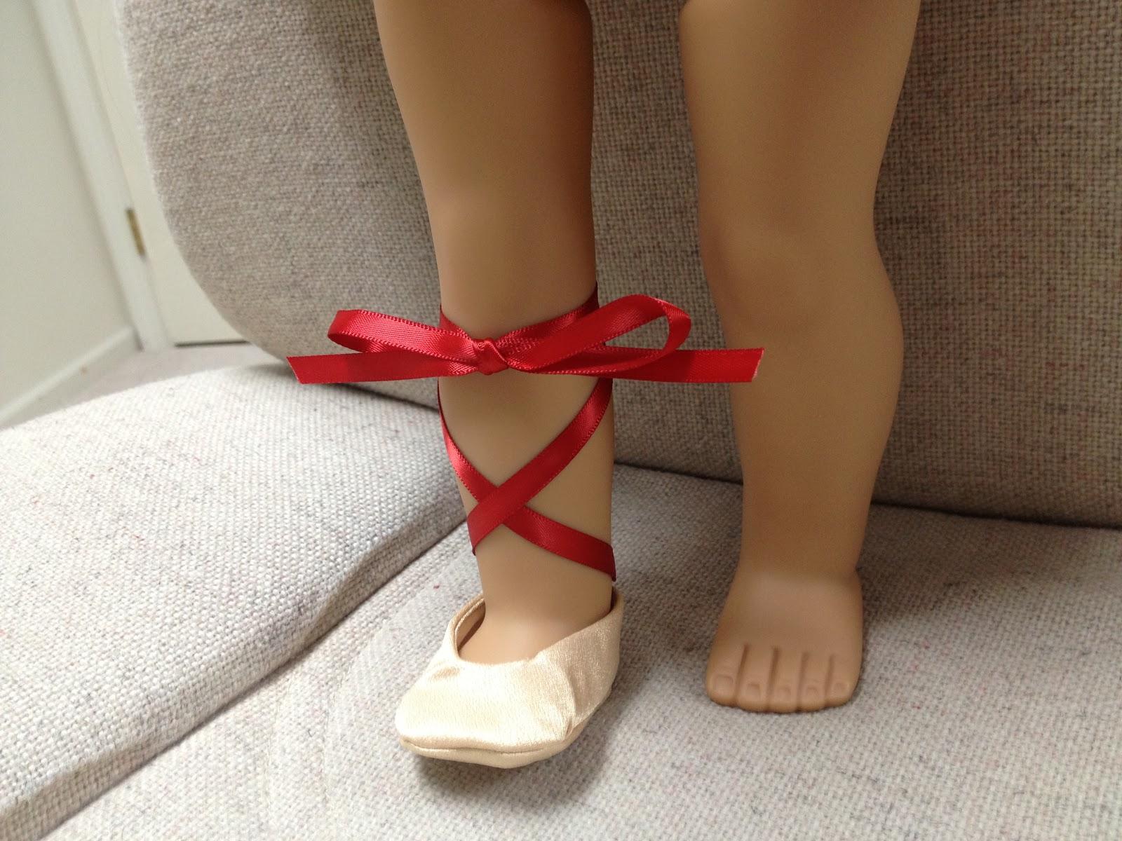 Atwp Free American Girl Ballerina Pattern