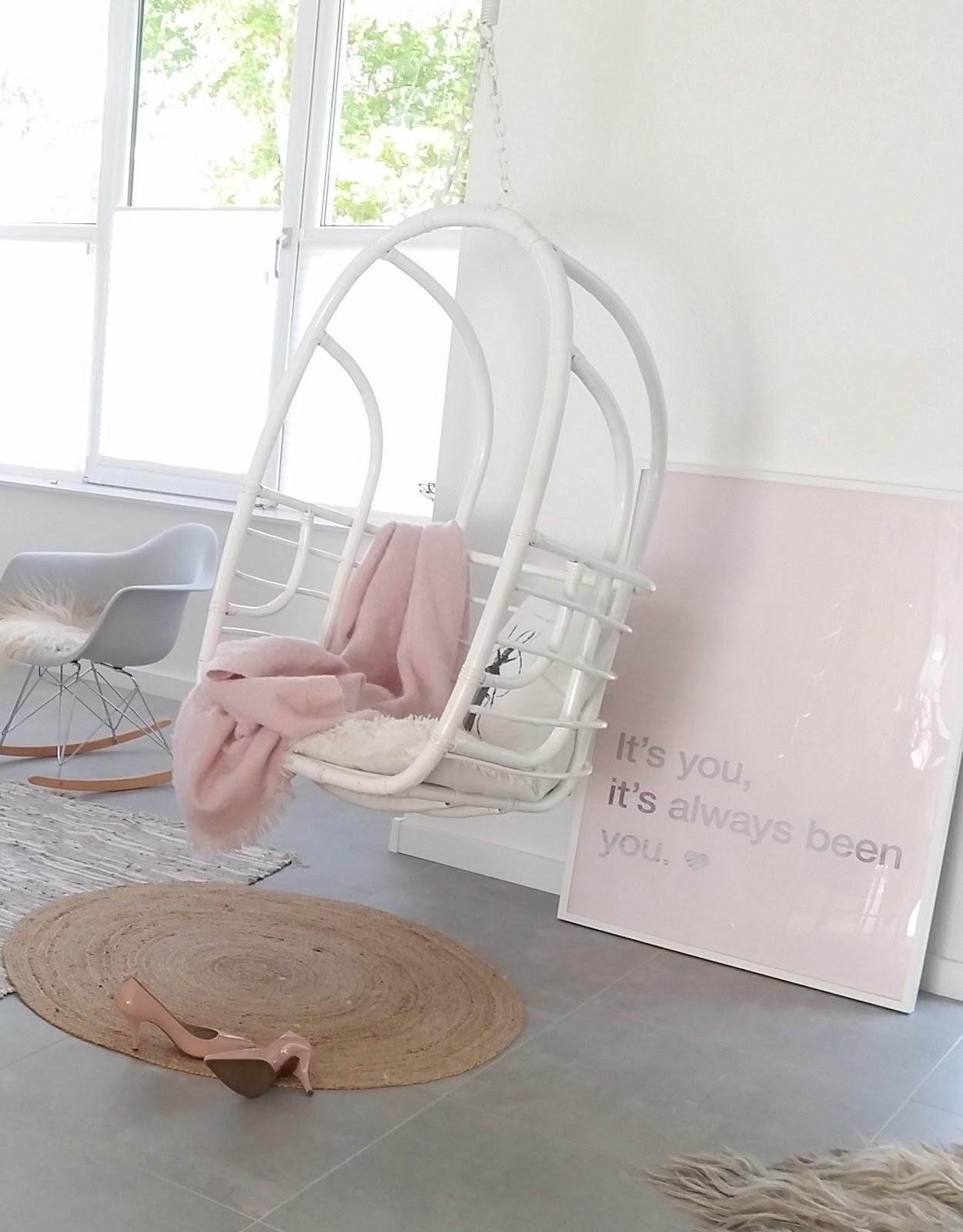 StyledbyEve: Moodadventures - Liefde voor de hangstoel & winactie