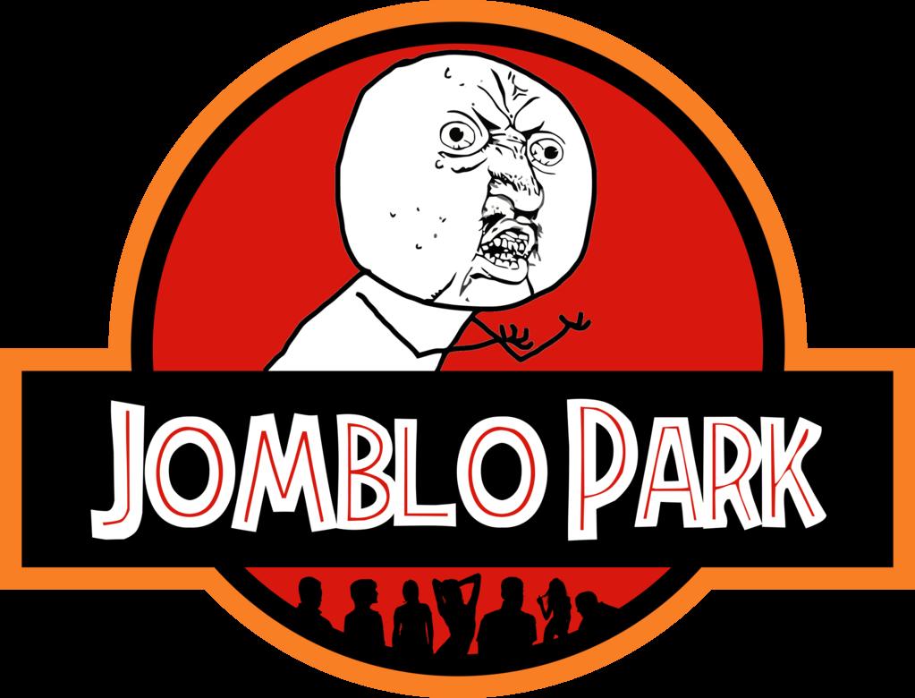 Jomblo park, kawasan jomblo.