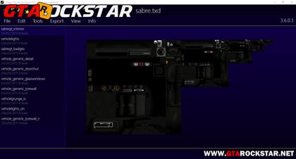 Ferramenta Magic.TXD (Criar e Editar .txd) para GTA San Andreas