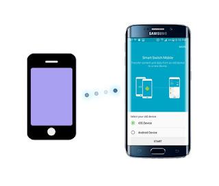 Trasferire Dati Foto Con Ios Da Samsung A Iphone