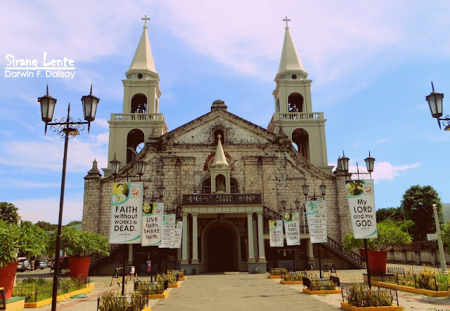 Jaro Church is a tourist spot in Ilo-Ilo City.