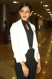 Actress Rakul Preet Singh Latest Stills at Cancer Crusaders Invitation Cup 2016  0011