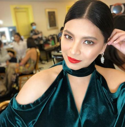 Angel Locsin Had A Great Physical Therapy Time