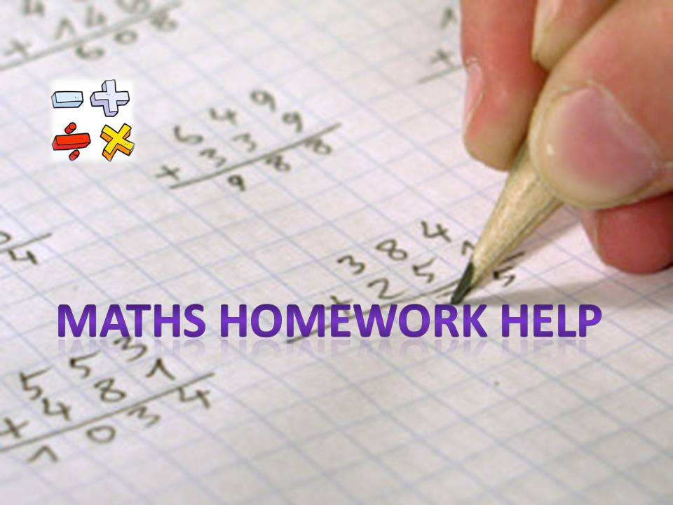 how to get help for math homework