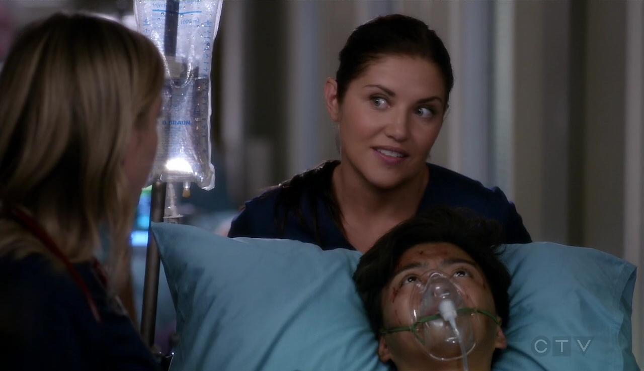 Grey's Anatomy 13x09