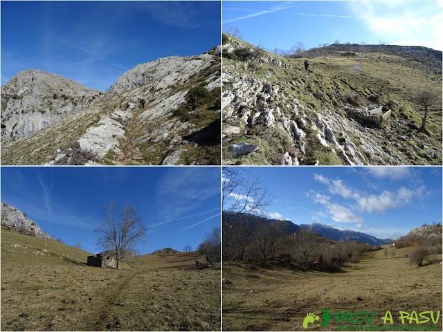 Sierra de Juan Robre: Invernales de la Nava